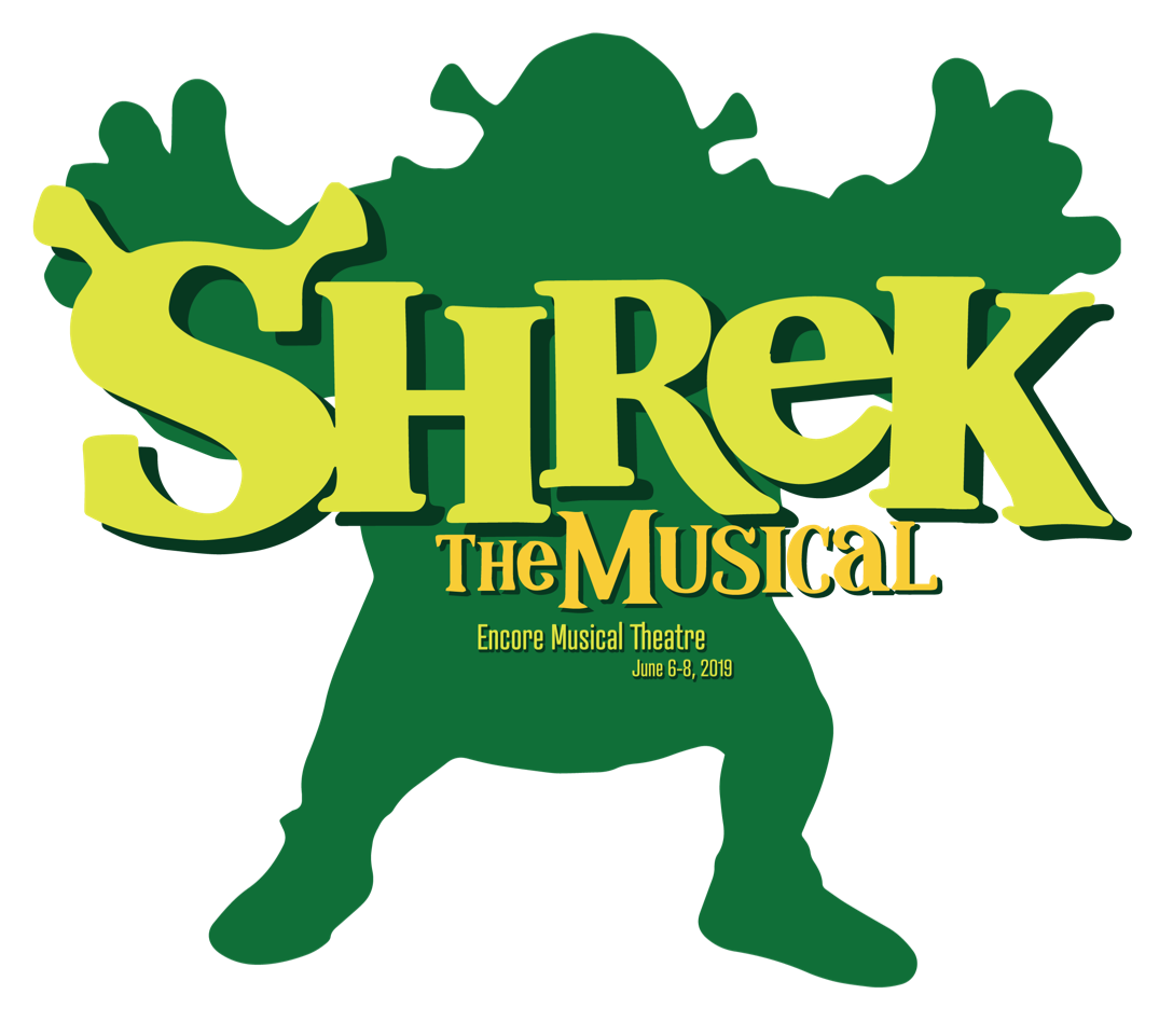 Master Shrek The Musical Logo